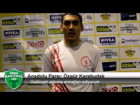 iddaa Rakipbul Denizli Ligi I Çelik Spor 0 & Anadolu Parsı 2 Maç Sonrası Basın Toplantısı mp4