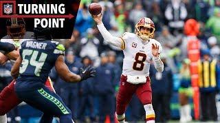Kirk Cousins' Clutch Throws Stun Seahawks (Week 9) | NFL Turning Point