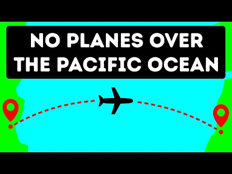 Why Planes Don t Fly Over the Pacific Ocean