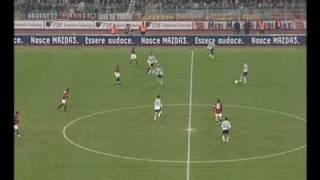 roma juventus 4-0 caressa
