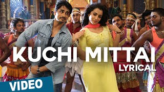 Kuchi Mittai Song with Lyrics   Aranmanai 2   Siddharth   Trisha   Hansika   Hiphop Tamizha