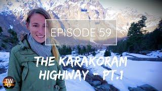 AUSSIES DRIVING PAKISTAN! - THE KARAKORAM HIGHWAY Pt.1 - The Way Overland - Episode 59