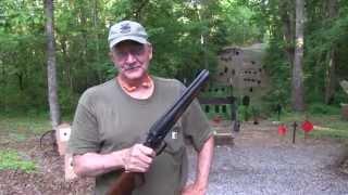 Sawed-off Shorty Double Barrel Shotgun