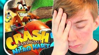 CRASH BANDICOOT NITRO KART 2 (iPhone Gameplay Video)
