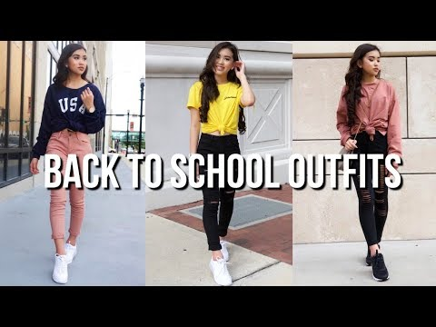Xxx Mp4 BACK TO SCHOOL OUTFIT IDEAS OnlyKelly 3gp Sex