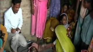 Forbesganj, Araria, Bihar, India Police Firing on June 03, 2011 Victims.flv