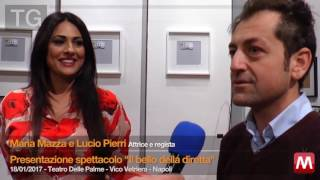 TG 18/01/2017 Maria Mazza e Lucio Pierri