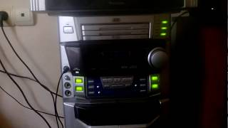 JVC MX-J50 DEMO