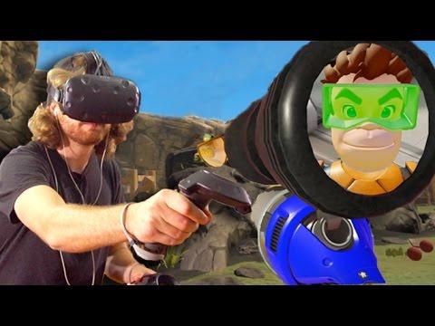 VR Future PVP Dodgeball - SmashBox Arena