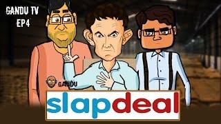 BollywoodGandu | Gandu TV | New Slapdeal Ad with Aamir Khan