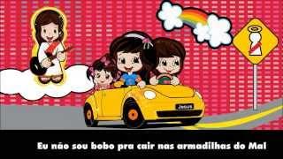 Pequenos Sábios Completo - Gospel Infantil - Obedecer - 14 minutos / 4 Clipes