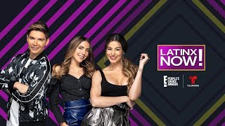 ¡EN VIVO! La alfombra roja de los E! People's Choice Awards | #PCAs  | Latinx Now!