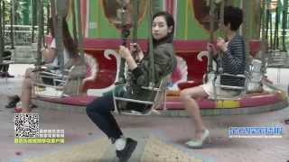 【2015-04-03】樂視粉絲獨家探班《美麗的秘密》 與何潤東宋茜親密接觸