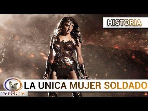 Battlefield 1 La Única Mujer soldado