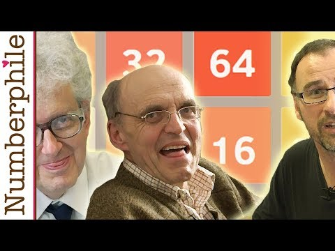 Professors React to 2048 Numberphile