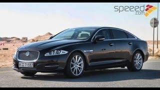 Jaguar XJ L 2014 جاغوار اكس جيه ال