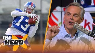 Colin Cowherd on Odell