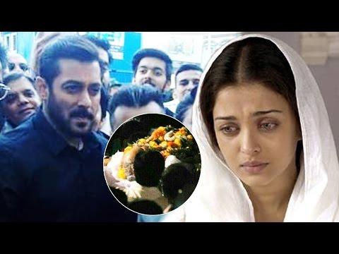 Xxx Mp4 Aishwarya Rai Father Krishnaraj Rai's Funeral Salman Khan SPOTTED At Tiger Zinda Hai Sets 3gp Sex