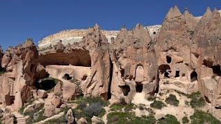 Cappadocia, Turkey in 4K (Ultra HD)