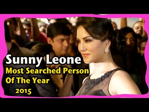 Sunny Leone On Top of Google Search List 2015
