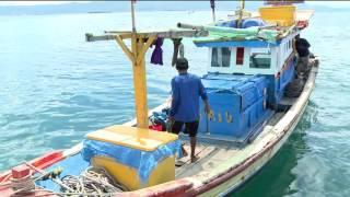 Patroli Laut, Petugas Temukan Kapal yang Menggunakan Bom Laut/Part2 - 86