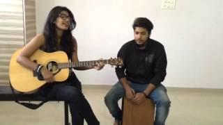 Agar Tum Saath Ho cover by monika ft. rezmon   Tamasha   T-Series