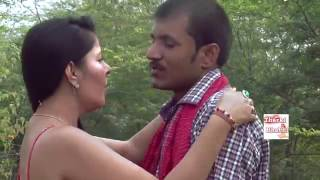 Tharki Housewife Affair with Young Servant Bhabhi Removing