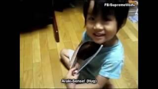 2 year old JoJo fan