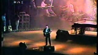 Claudio Baglioni - la vita è adesso  live  1985