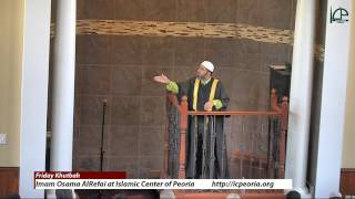 Lessons from the Life of Khalid ibn Waleed (RA) (Br Osama Alrefai)