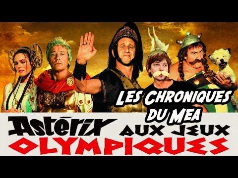 Astérix aux Jeux Olympiques 2008 Les Chroniques du Mea