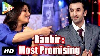 Talvar Actress Konkona Sen Sharma, Neeraj Kabi's Entertaining Rapid Fire On Ranbir Kapoor