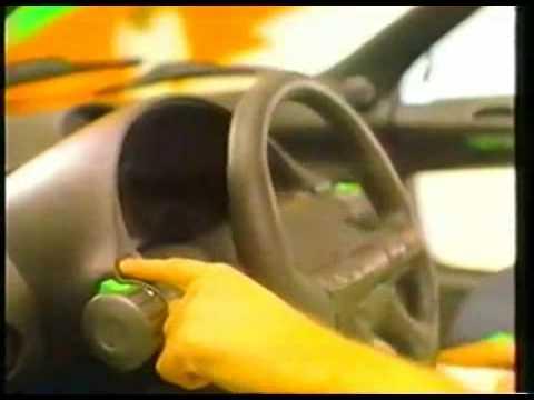 The Pontiac Stinger - The Most Ridiculous Concept/Future Car Ever