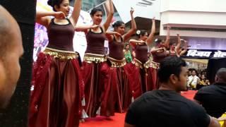 Salsa Dance on Womaniya Seasons Mall Pune