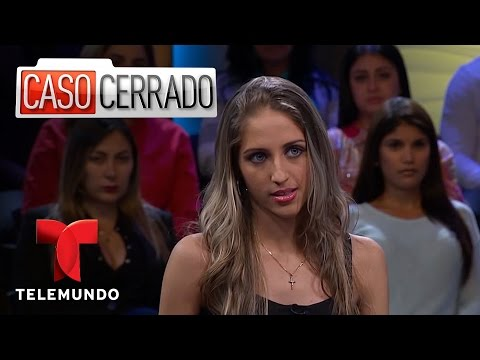 Caso Cerrado | Her Mother Starved Her For A Modeling Career!🚫🍕🚫 | Telemundo English