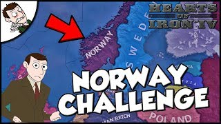 Hearts of Iron 4 hoi4 Norway Survives WW2 Challenge (Road to 56 Mod)