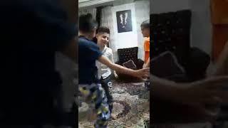 رقص بچه های افغان