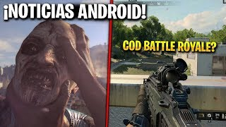 CALL OF DUTY Android BATTLE ROYALE? PUBG MOBILE 0.11 FECHA Y HALO ANDROID | NOTICIAS ANDROID!