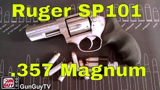 The Biggest Little .357 Magnum of the Bunch - The Ruger SP101