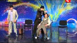 Tumar KR, Atai Omurzakov, Kyrgyzstan   Ukraine got talent 4   YouTube