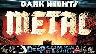 New Comic Book Day 8/16/17 The DeeP Comics and Games