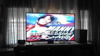 Star Records Logo and Pacquiao Song