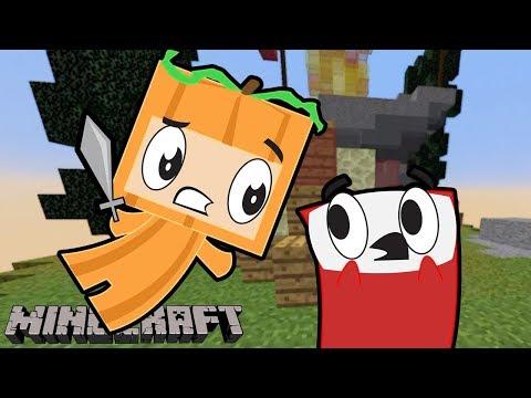 Minecraft Bed Wars / Gamer Chad