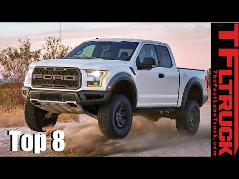 Top 8 New 2017 Trucks & Beyond The Most Anticipated Pickup We Can t Wait to Drive