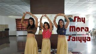 Shy Mora Saiyaan| Meet Bros ft. Monali thakur| manjul Khattar| Tejaswini| Piyush