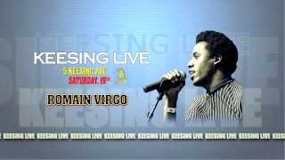 Romain Virgo at Keesing Live - Sept. 19th 2015
