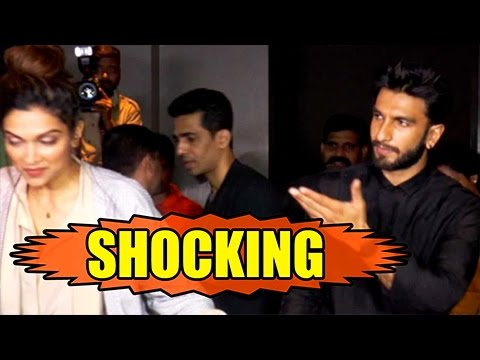 Xxx Mp4 Ranveer Singh SHOCKING STATEMENT About Deepika Padukone XXx Return Of Xander Cage India Premiere 3gp Sex