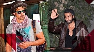 All Work And No Play For Hrithik Roshan    Ranveer Singh Almost Punched His Fan