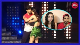 Nach Baliye 8 Hot Jodi Sanaya & Mohit Excited For Finale Face Off Act
