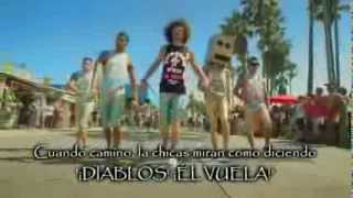 LMFAO - Sexy and I Know It sub español Official Music Video.